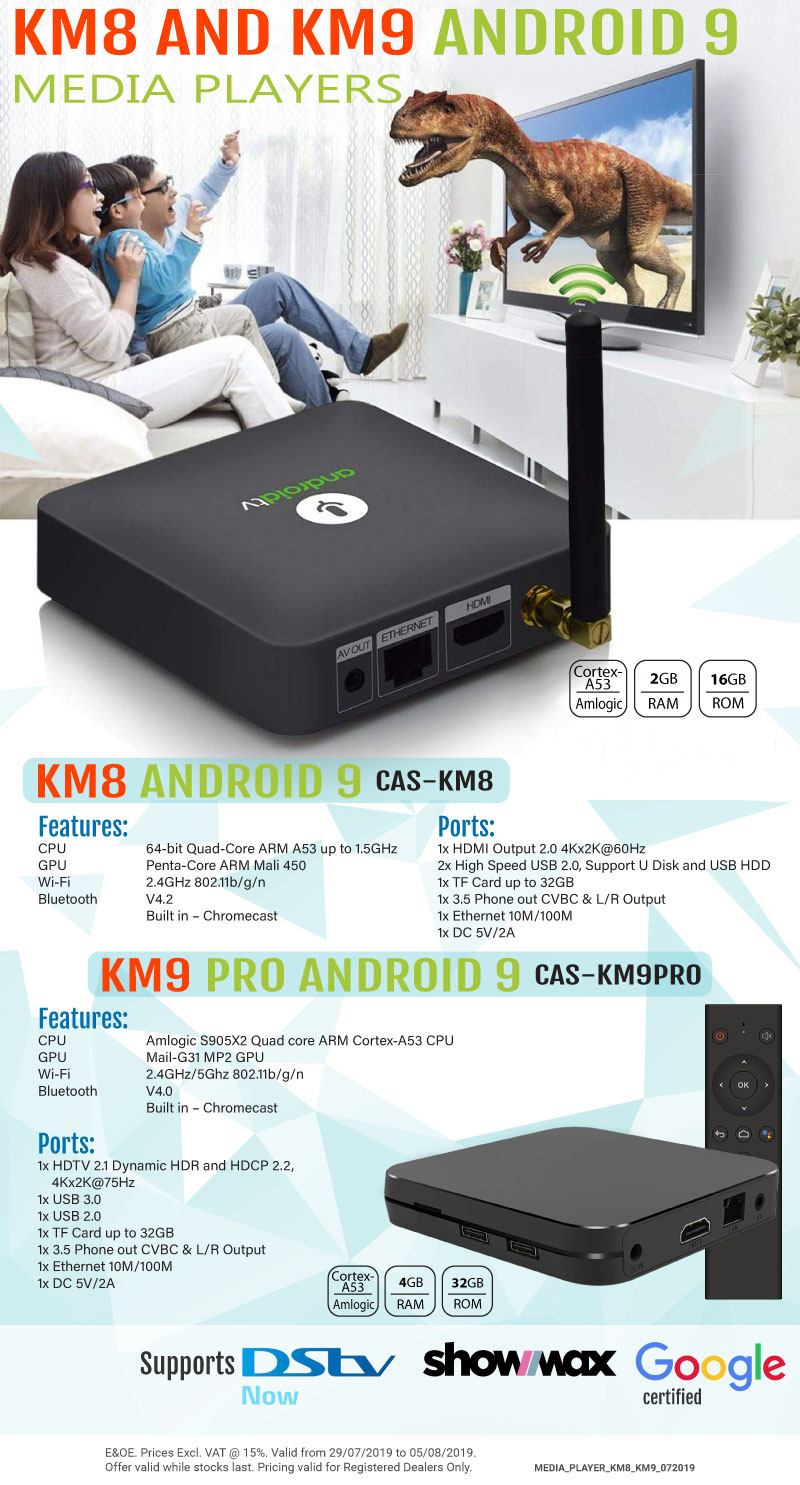 Km8 Pro Android 7
