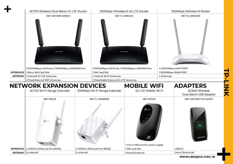 Tp-Link - Linkqage